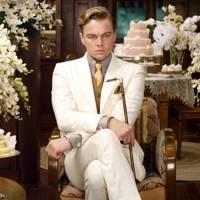 Leonardo DiCaprio's Jay Gatsby