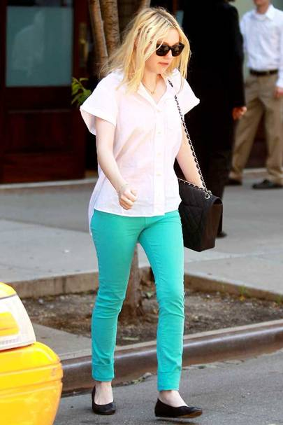 Colour Pop – Dakota Fanning