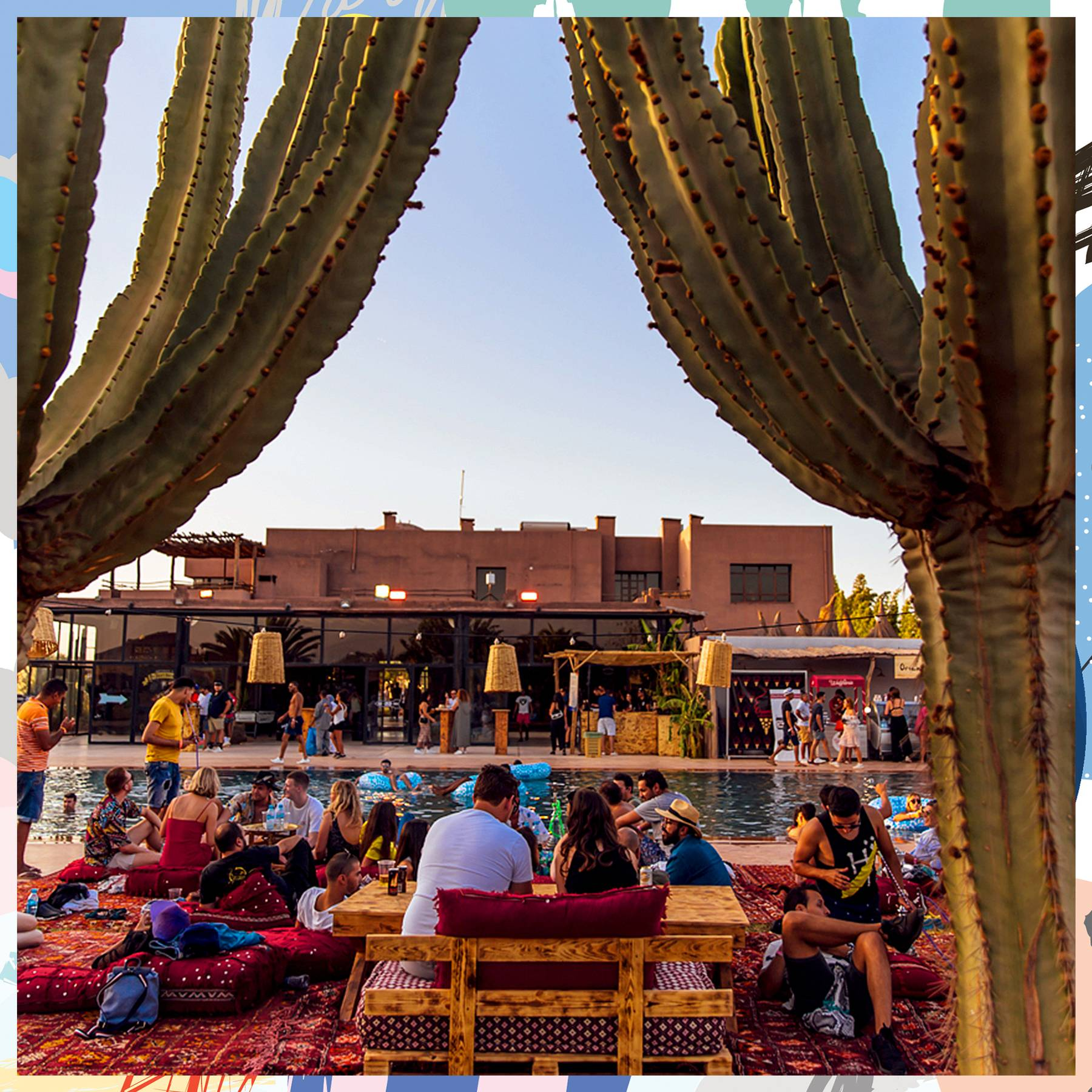I mixed hedonism and hammam in Marrakech for the ultimate detox/retox holiday