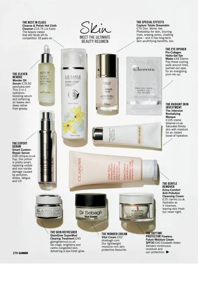 SKIN: MEET THE ULTIMATE BEAUTY REGIMEN