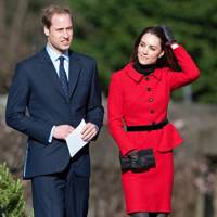 Kate Middleton – Lady In Red