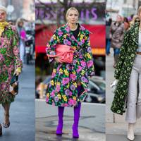 10. FLORAL OUTERWEAR