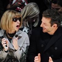 Bradley Cooper & Anna Wintour