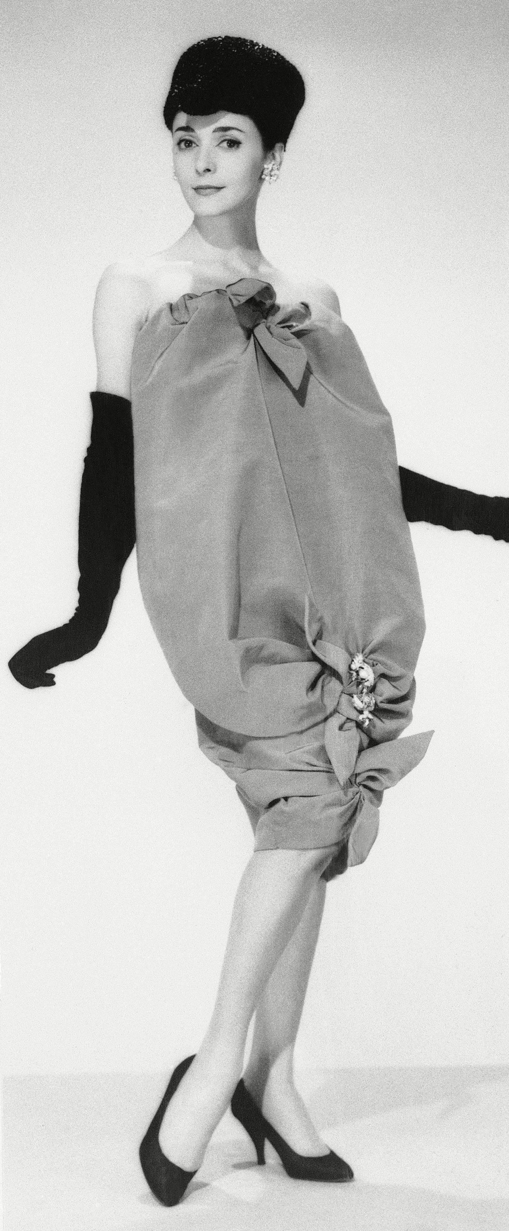 10 Times Balenciaga Shaped Your Wardrobe Glamour Uk