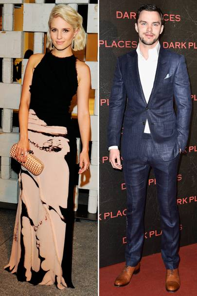Dianna Agron & Nicholas Hoult