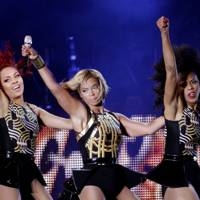 Beyoncé at V Festival