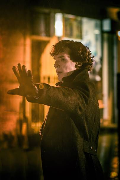 Sherlock: The Empty Hearse