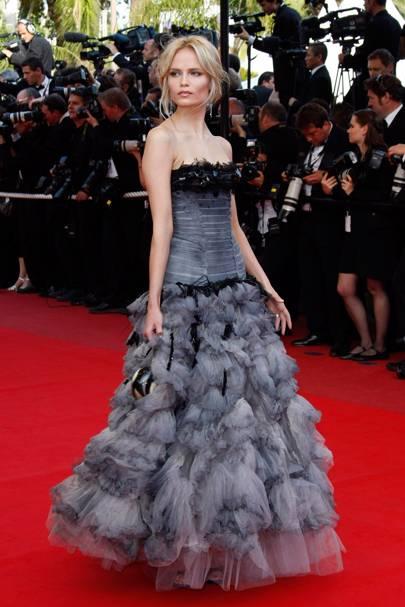 Natasha Poly - Cannes 2009