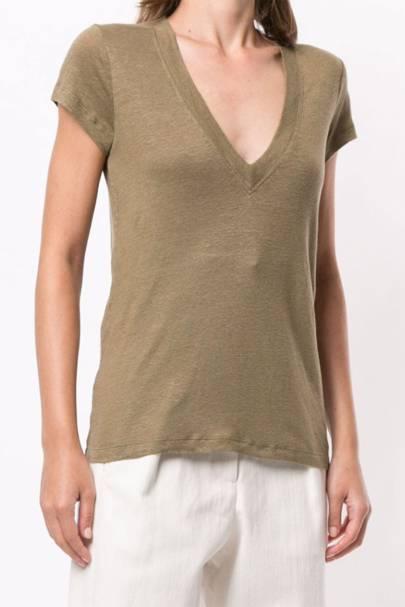 Best V neck t-shirts: Iro