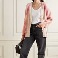 BEST LACE-TRIMMED CARDIGAN