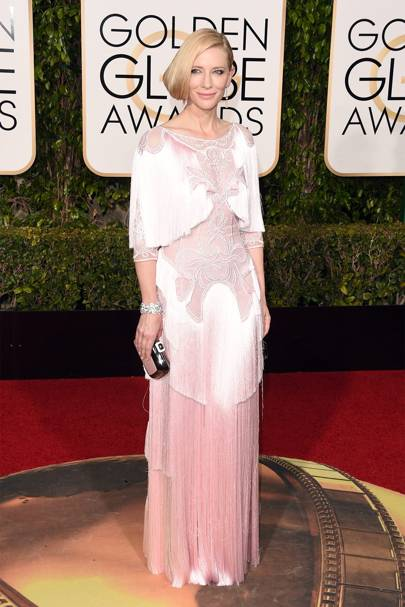 Cate Blanchett wearing Givenchy Couture by Riccardo Tisci