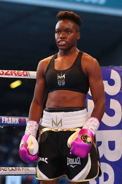 Nicola Adams on feeling confident as a woman, online trolls and the miracle moisturiser she swears by
