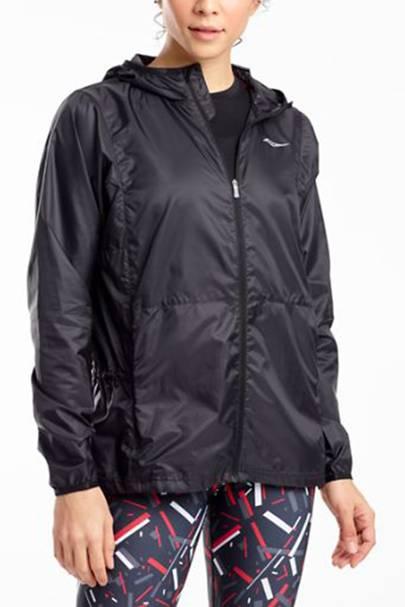 Best packable running jacket