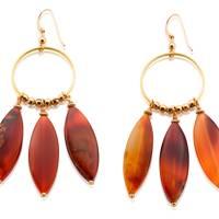 Belle Earrings by Mosaico Jewellery