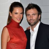 Alessandra Ambrosio & Jamie Mazur