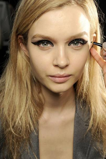 TREND: Eyeliner/ Graphic Eyes