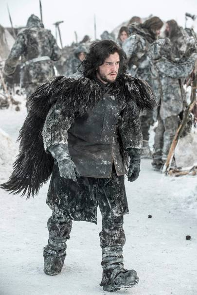 Jon Snow RIP (or does he?)