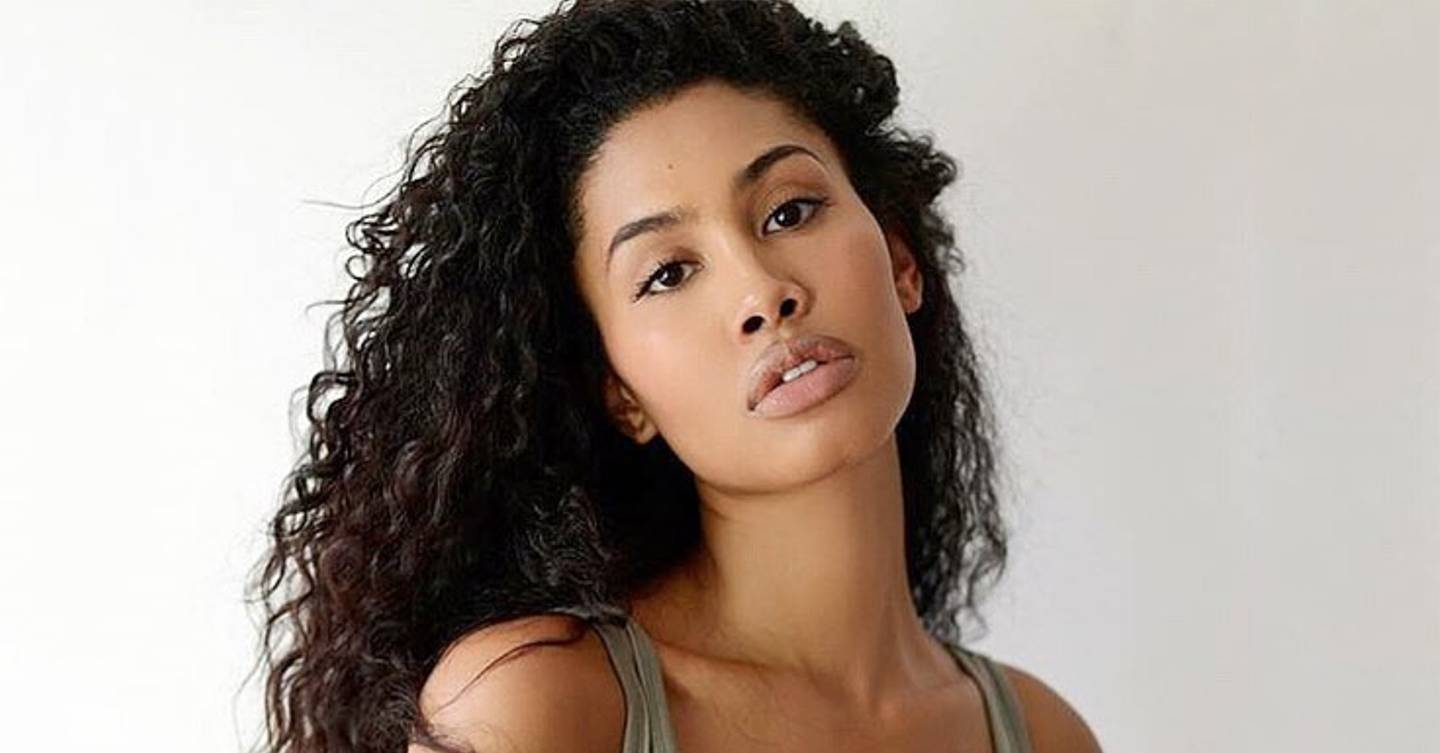 Leyna Bloom becomes the first transgender model of colour