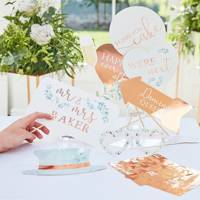 Best cheap wedding decorations: Paperchase