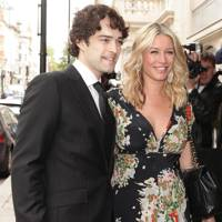 Denise Van Outen and Lee Mead