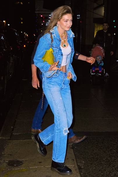 5fc93442d0ee Double Denim Is The Trend That Will Never Disappear  These Our Our ...