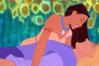 Disney: Pocahontas & John Smith
