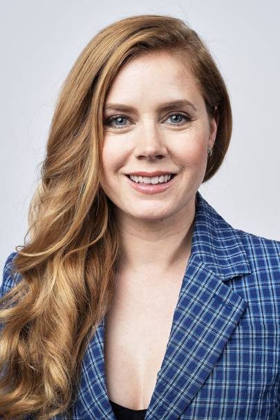 The Lovely Amy Adams May Be Taking Hair Advice From Her Character Susan, In  Nocturnal Animals; She Loves A Good Side Swept Style!