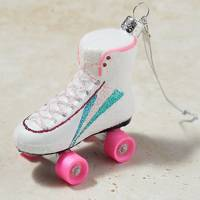 Best Christmas decorations: the rollerskate bauble