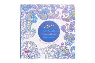 Best adult colouring books: for the perfectionist