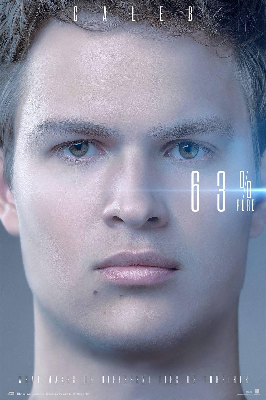The Divergent Series: Allegiant 2016: Full Trailer