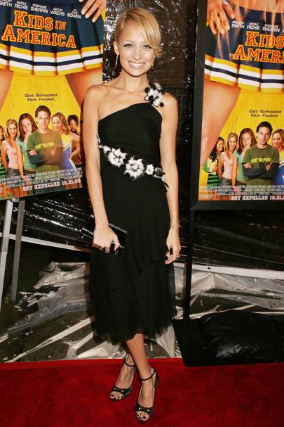 Nicole Richies Style Evolution Glamour Uk