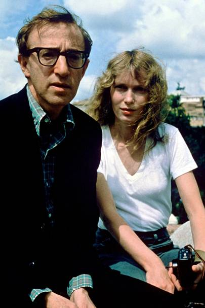 Woody Allen & Mia Farrow