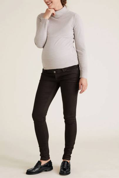 Best Maternity Jeans - Sustainable Cotton