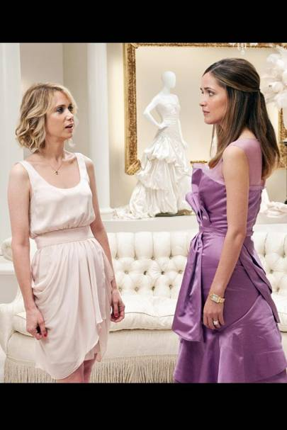 Kristen Wiig and Maya Rudolph - Bridesmaids