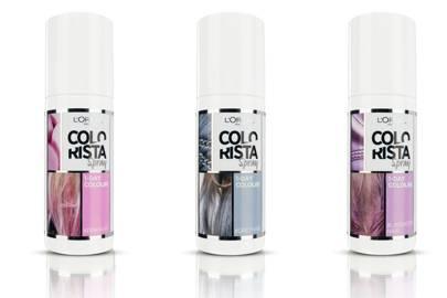 L'oreal Paris Colorista Sprays, £6.99