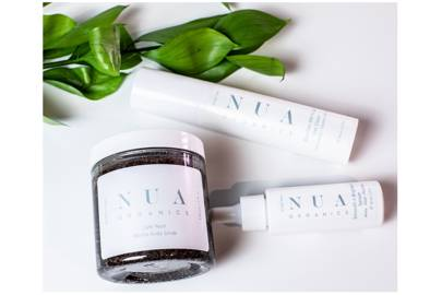Smooth + Brighten Serum by Nua Organics