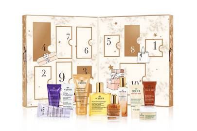 NUXE beauty advent calendar