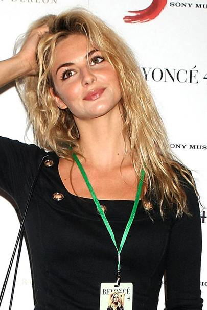DON'T #16: Tamsin Egerton's messy hair day - June