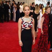 Best Dressed Woman: Jennifer Lawrence (Last year's winner)