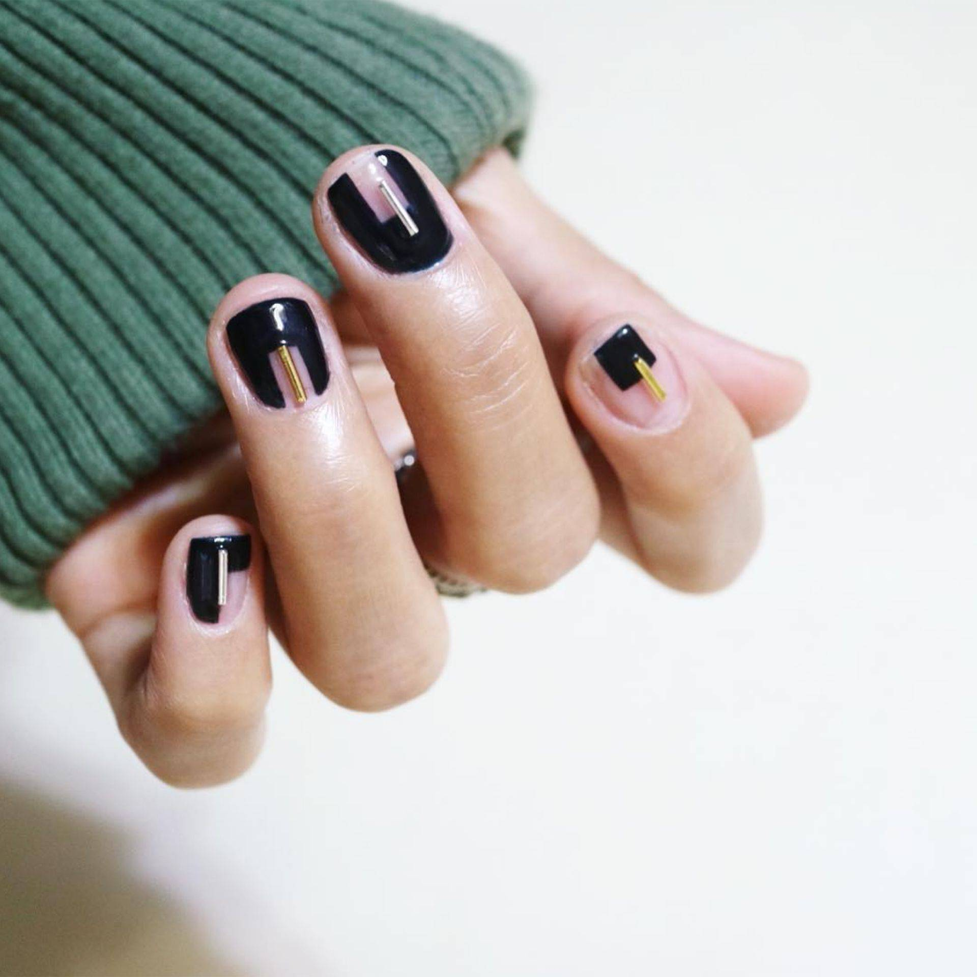 Korean Nail Art - Nail Designs & Pictures from Instagram | Glamour UK