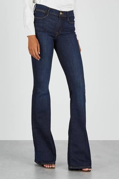 Best Flared Jeans - Frame