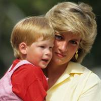"Prince Harry on Princess Diana - ""No child should be asked to do that."""