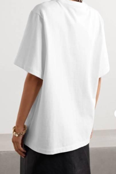 Best Oversized White T-Shirts For Women