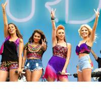 The Saturdays at V Festival