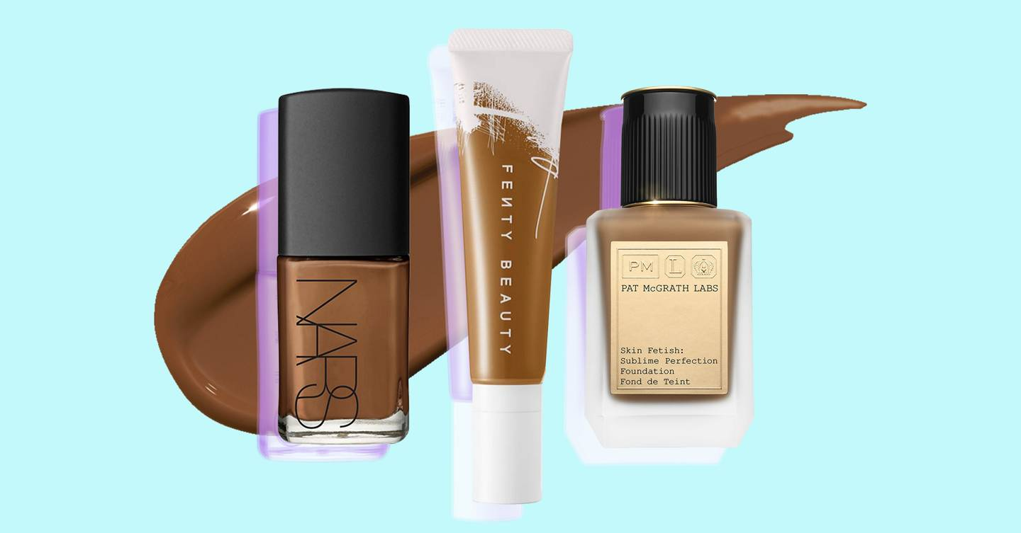 I've been a beauty editor for nearly 20 years and these are the most diverse foundation ranges I've found