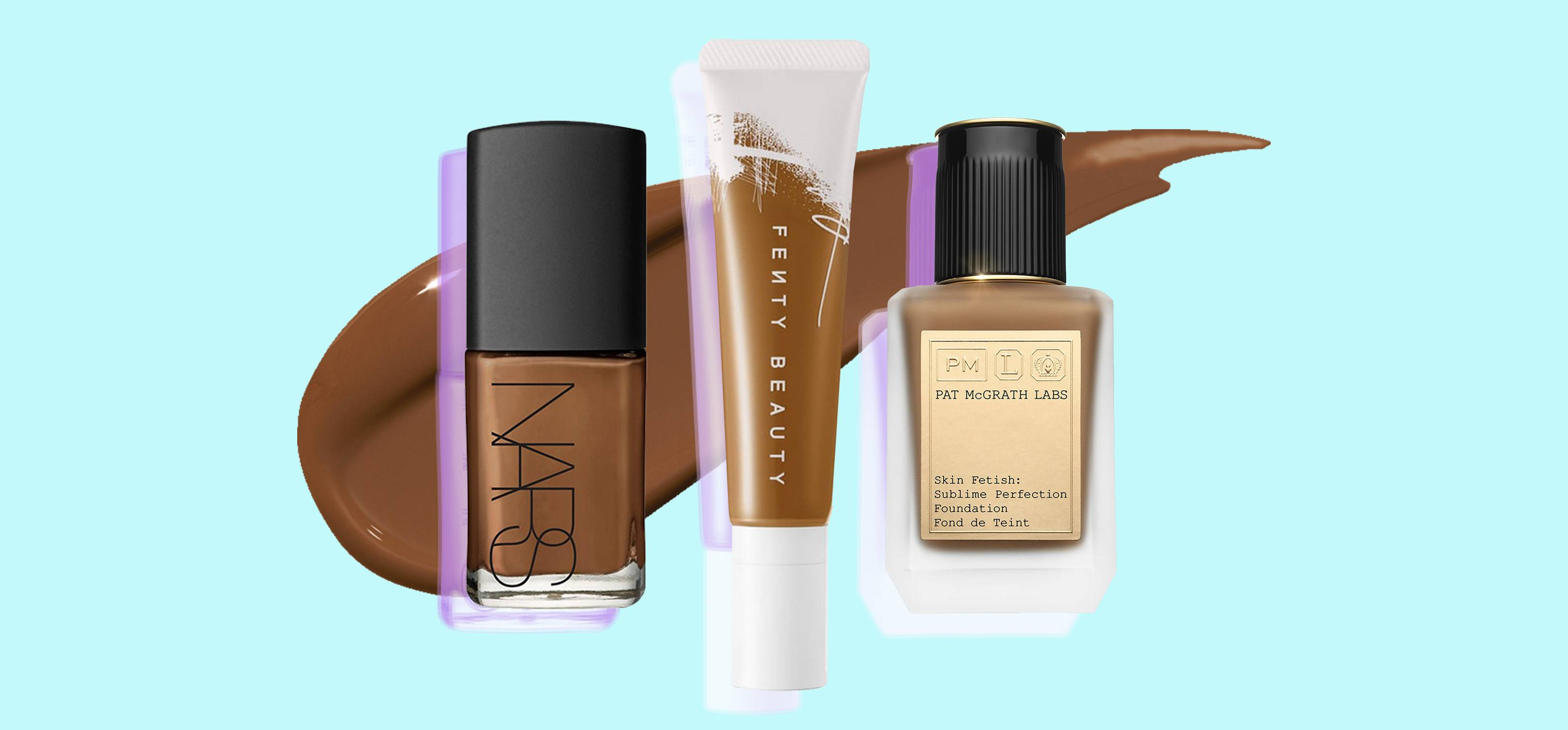 I've been a beauty editor for 18 years and these are the most diverse foundation ranges I've found
