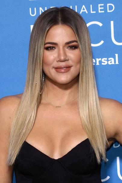Khloé Kardashian 💪🏽