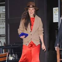 DON'T #17: Katie Holmes on the street in New York, March