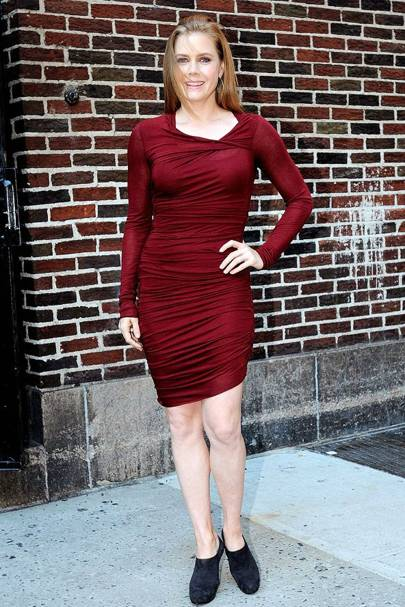 DON'T #11: Amy Adams at The Late Show studios, August