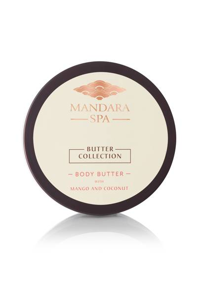 Mandara Spa Butter Collection Body Butter – Mango & Coconut